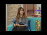 Sajal's Reply of Hamza Ali Abbasi Offers For Marriage ??