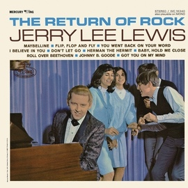 Jerry Lee Lewis альбом The Return Of Rock
