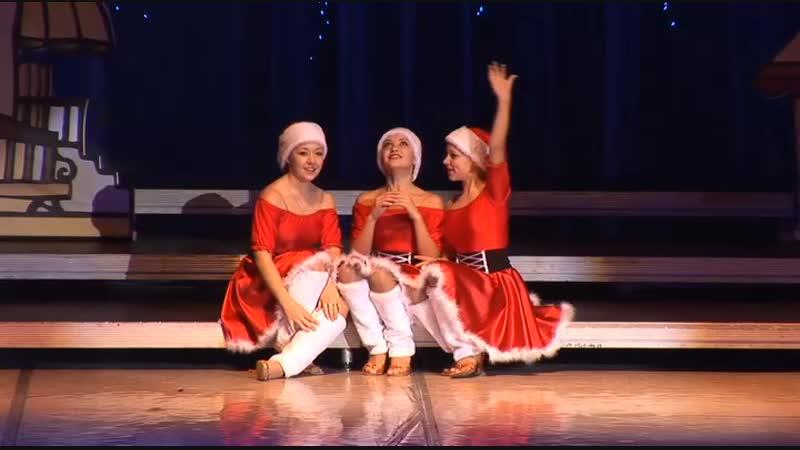 Кристмас | Мальвина | Галеря танца | 2015.11.15