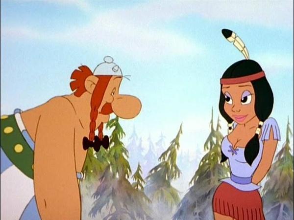 Asterix et les indiens (1994) HD 1080p
