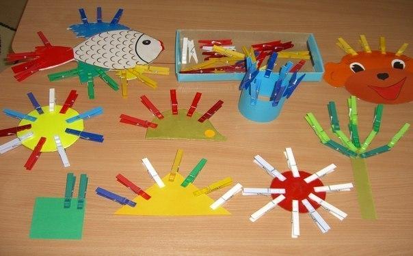 Игры своими руками для сенсорного развития для детей 3 лет