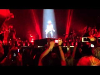 Bruno Mars - Our first time/Pony/Ignition - Barcelona 14/11/13