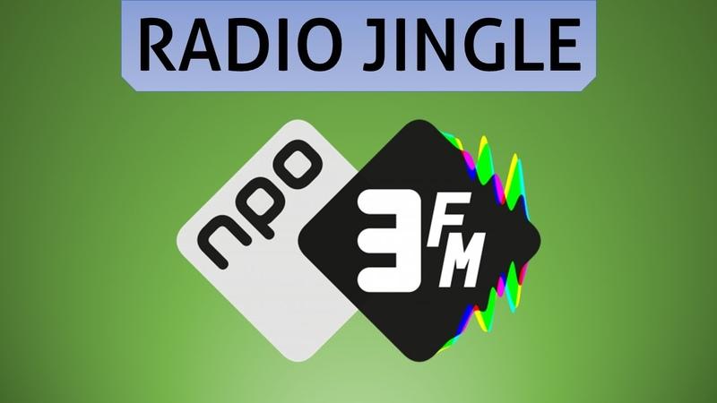 Radio Jingle: NPO 3FM