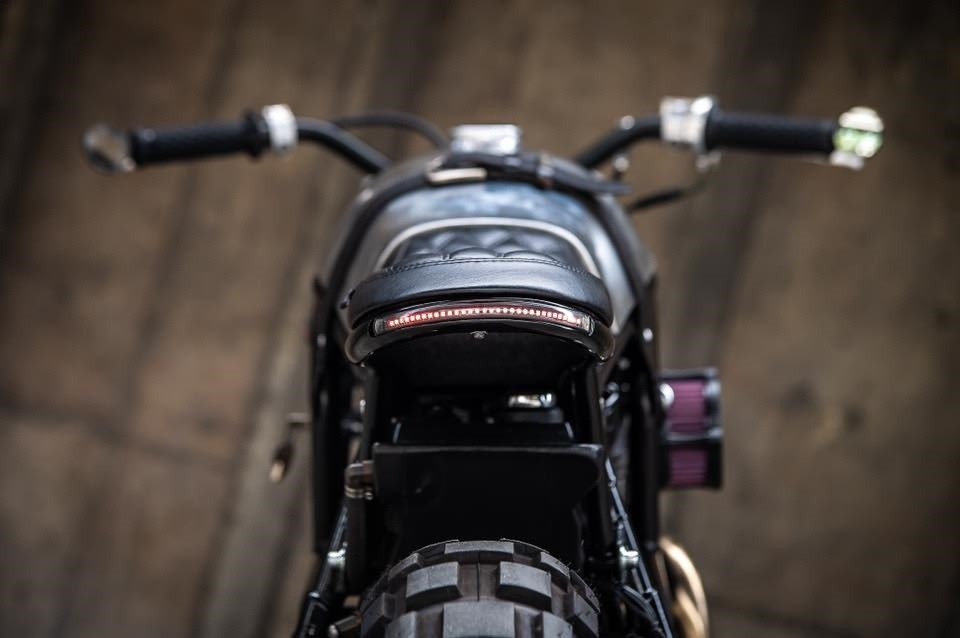 K-Speed: кастом Buell X1