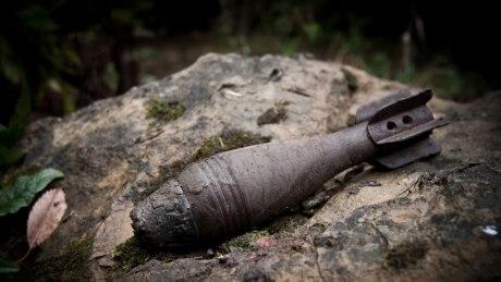 На трассе Ростов - Таганрог найдена и уничтожена мина