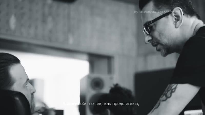Dave Gahan Soulsavers - Angels Ghosts [russian subtitles]