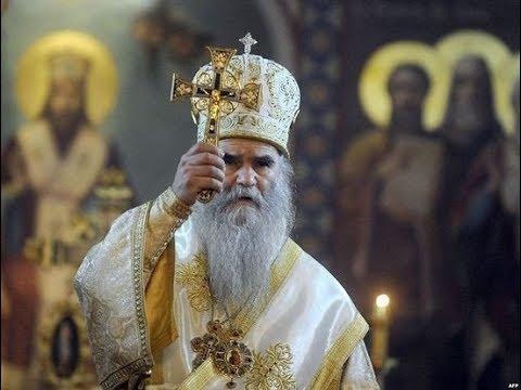 Получение автокефалии неканоническим путем - это безумие митрополит Черногорский и Приморский