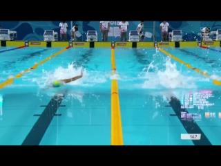 Андрей Минаков, 100 метров вольным стилем. Буэнос-Айрес-2018