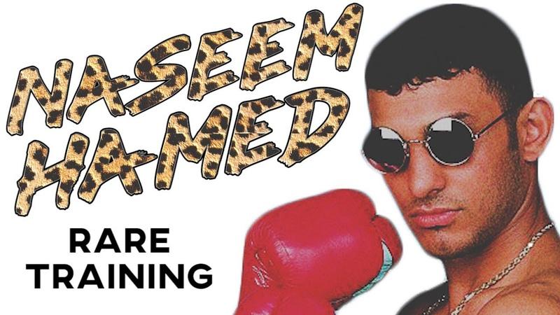 Naseem Hamed RARE Training In Prime