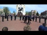 Морской кадетский корпус им.ген.Невельского,9 мая 2018 г.
