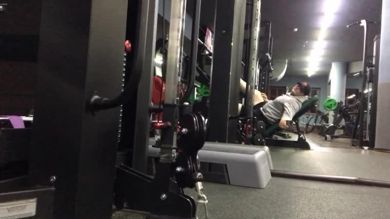 День ног селфи тренировка Дудушкина Д 11