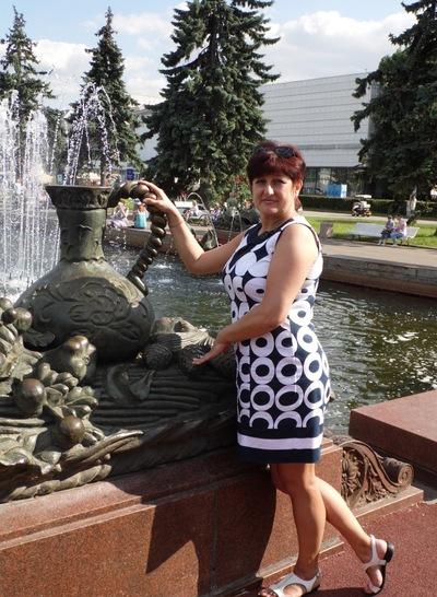 Лариса Коновалова, 29 сентября 1962, Тула, id204649572