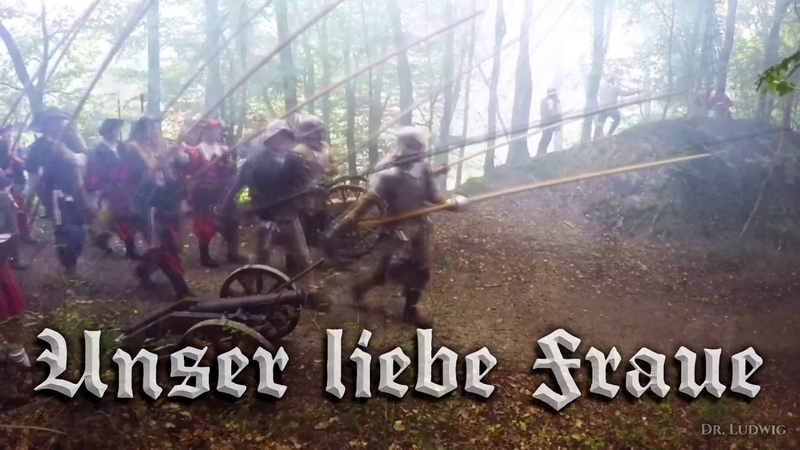 Unser liebe Fraue ⚔ [Landsknechtlied][ english translation]