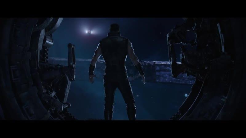 Avengers Infinity War 2「MMV」- Rise