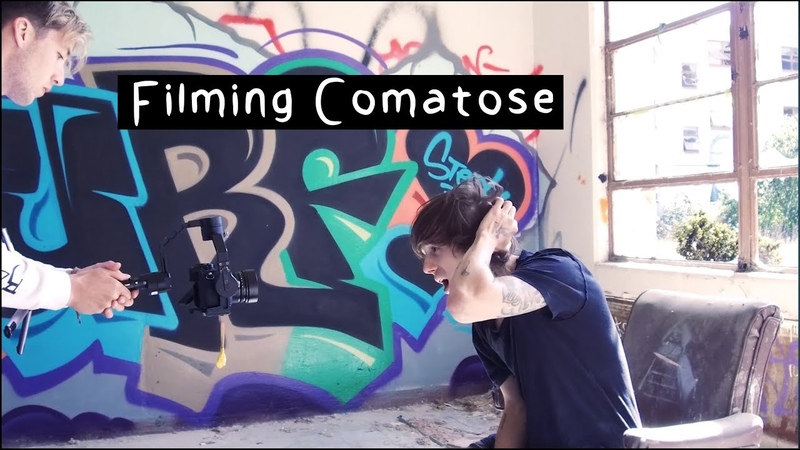 INSIDE oO Ep. 1 - The Making of the Comatose Music Video