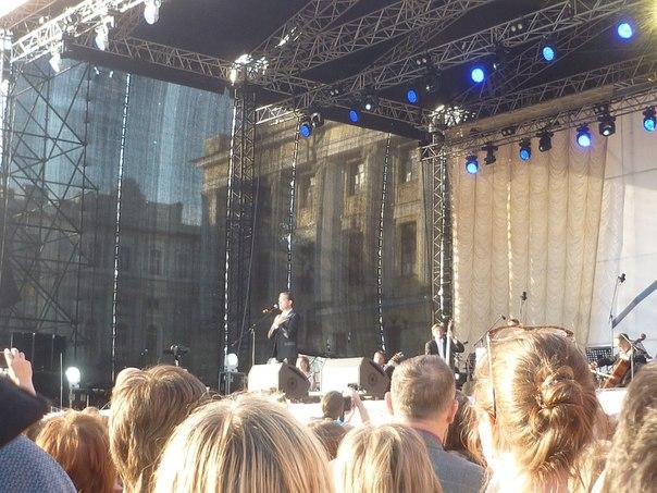 2 июня  2018 г, участие Олега Погудина в фестивале «Петербург live», посвященном 80-летию Владимира Высоцкого, СПт-г YVBEzKQ4DUw