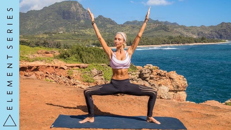 Yoga Workout Fire Alarm ♥ Burn Calories, Melt Fat Ignite Your Core
