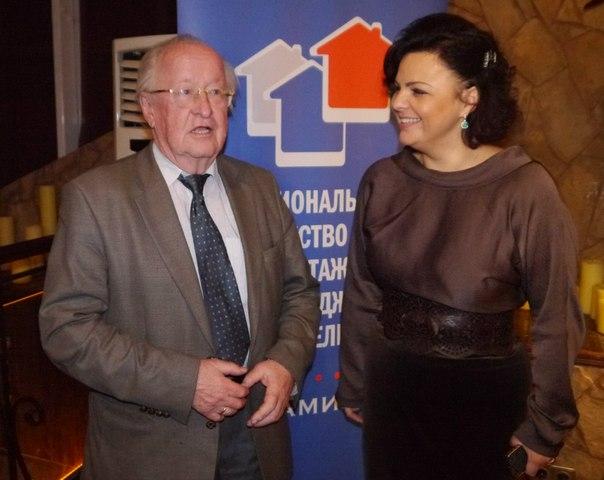 Елена Николаева, Виктор Геращенко