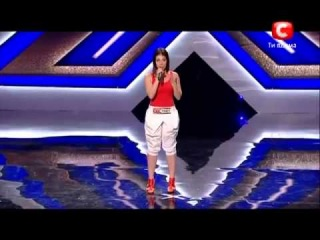 The X Factor 3 Ukraine Анна Хохлова Х Фактор 3