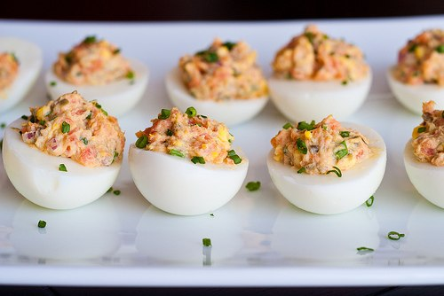 Холодные закуски из яиц KUWN5ktPrPA