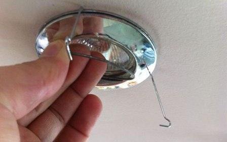 Установка точечных светильников - картинка 3