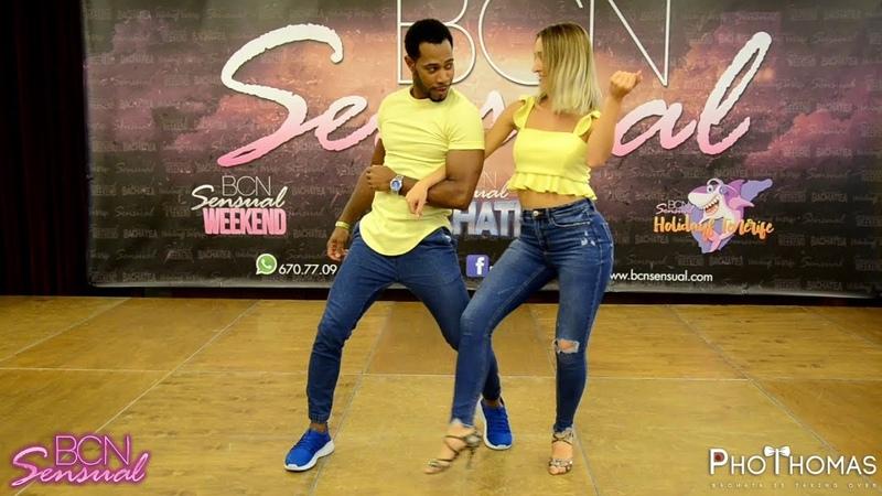 Ronald y Alba [I Dont Mind] @ BCN Sensual Bachatea 2018