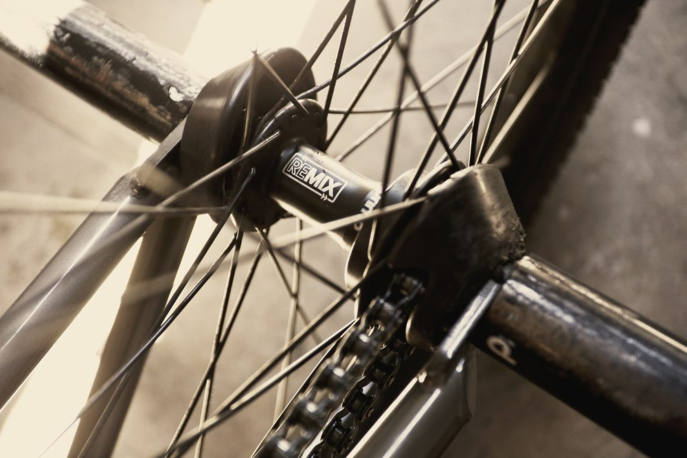 Miles Rogoish bikecheck hub