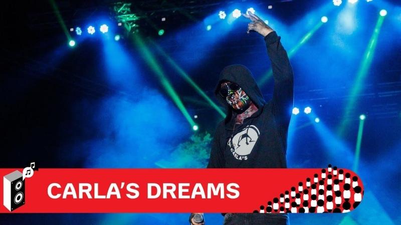 Carlas Dreams Europa FM LIVE pe Plaja 2018 - Concert integral
