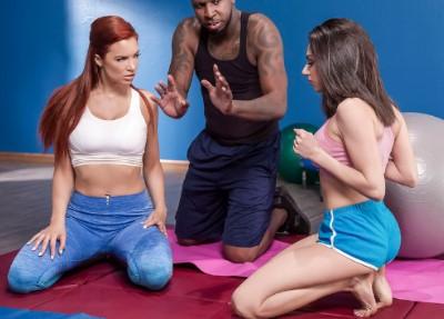 Porno Brazzers Pilates for Hotties