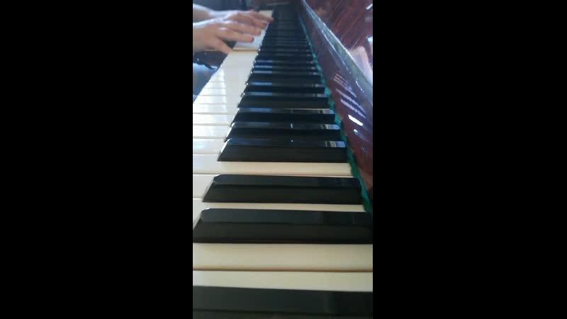 It is Scary Michael Jackson кавер версия рояль Вокал Майкла Джексона