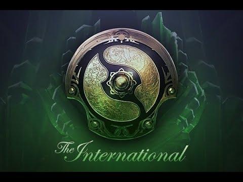The International 2018 Team Secret vs Team Serenity game 1
