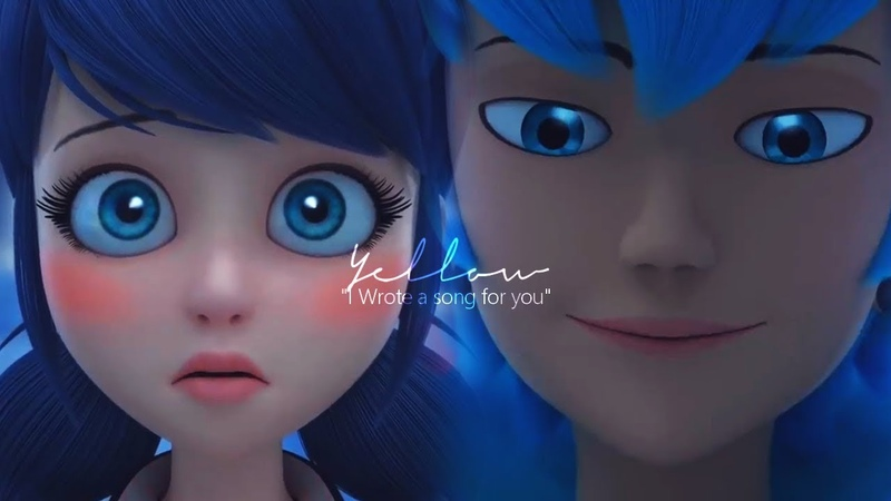 ❝I Wrote a Song for you❞ | Luka x Marinette | Silencer Miraculous Ladybug S3