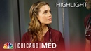 Charles and Caroline Get Married - Chicago Med (Episode Highlight)