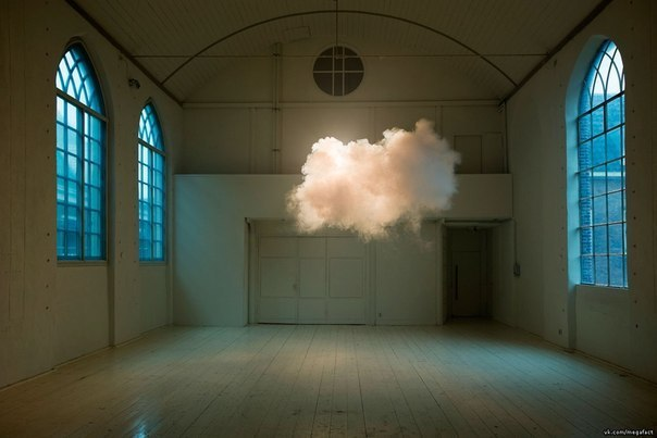 Парящее облако: интерактивный гаджет от Ричарда Кларксона 46