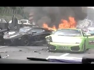 Подборка аварий и дтп № 85 от 9 12 2013 Car Crash Compilation