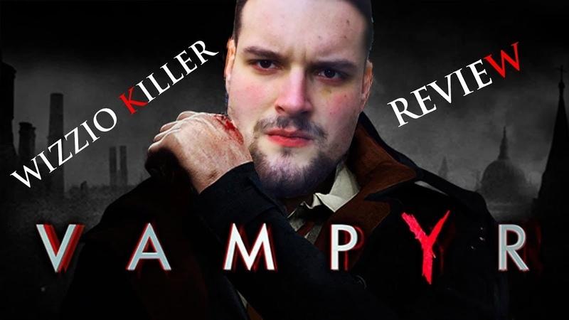 Vampyre Лучшая игра про вампиров 2018 года