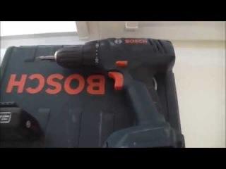 Обзор Аккумуляторная дрель-шуруповерт Bosch GSR 1440 - LI (плюсы, минусы, опыт владения)