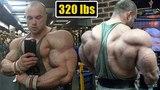 320 lbs Russian Mass Monster | You Haven't Heard Yet | Sergey Kulaev
