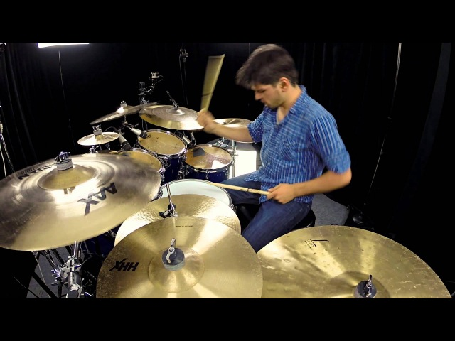 Cobus - Will Smith - Black Suits Comin' (Nod Ya Head) (Drum Cover)