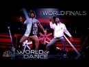 """Les TWiNS Return to """"Finesse"""" by Bruno Mars and Cardi B - World of Dance 2018 (Full Performance) + [Clean]"""