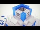 Google официально запустил сайт, на котором можно строить всяческие конструкции из LEGO.