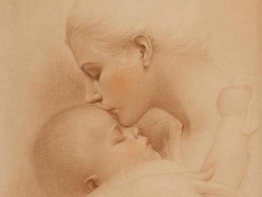 Мне однажды сын сказал: «Я хочу, чтоб были Как у птицы у тебя воооот такие крылья». Стал полет мне по плечу, ощутила силу…  «И куда ж я полечу?» — я его спросила. Сын ответил: «Никуда… Мамы не летают!!!  Мамы крыльями всегда деток закрывают»!