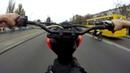 Kyiv Closed Season 2018 MotorSStream StuntZames StuntRiding YamahaSlider PSC