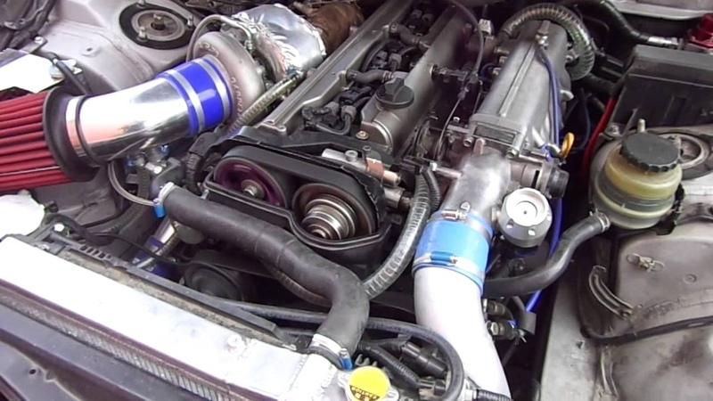 Toyota Aristo 2jzgte gt3582r, мкпп, autronic sm4, r500, drift car, first run, idling