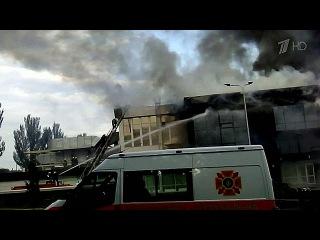 Карательная операция на юго-востоке Украины вышла на невиданный уровень
