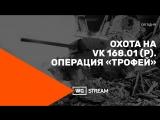 Охота на VK 168.01 (P). Операция «Трофей»