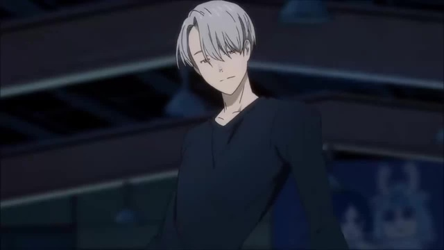 Yuri on Ice: Viktor Nikiforov eros
