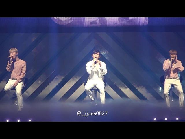 170702 프로듀스101시즌2 피날레콘서트 소나기 (김재환 focus)