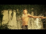 Male model Zino catches a water balloon in slow motion - sony fs700 footage