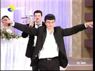 """Eflatun Qubadov-""""Bəyin dostları"""" Ay Zaur. 18.02.2012."""